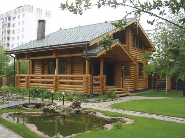 30 Outstanding Wooden Houses