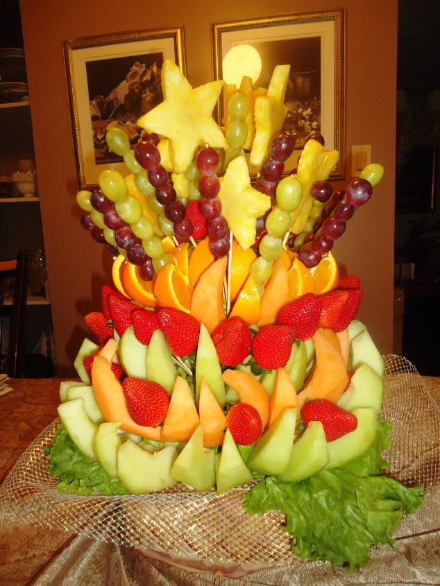 15 Ways To Decorate Fruit