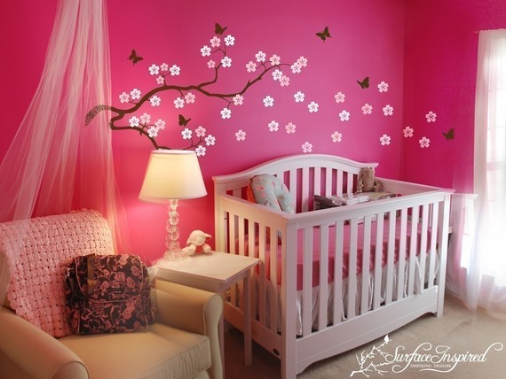 20 Beatifull Decor Ideas For Your Babys Room