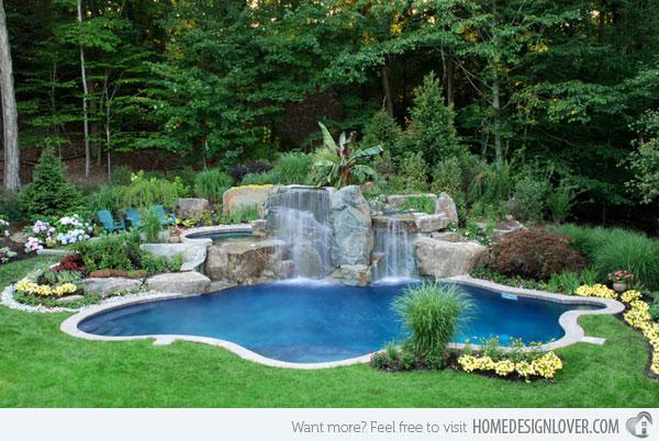 ideas decorating backyard