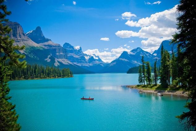 20 Amazing Lakes for Amazing Holidays
