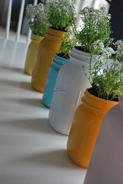 20 Awesome  DIY  Ways To Recycle  Mason Jars