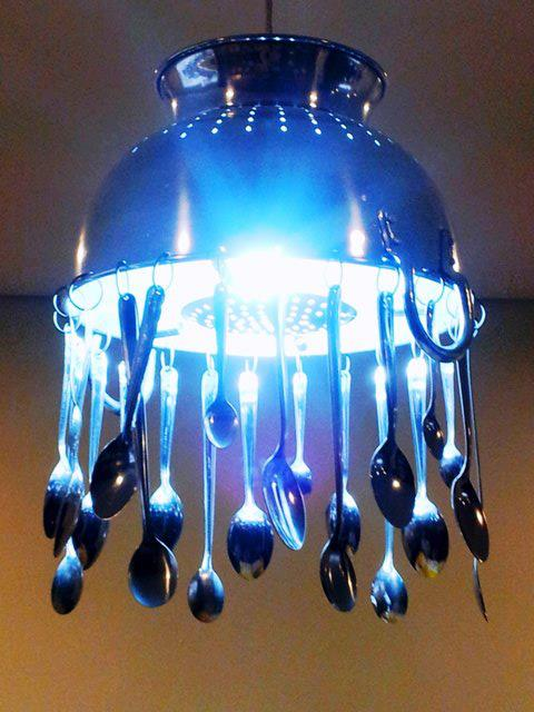 Lamp Wall Art