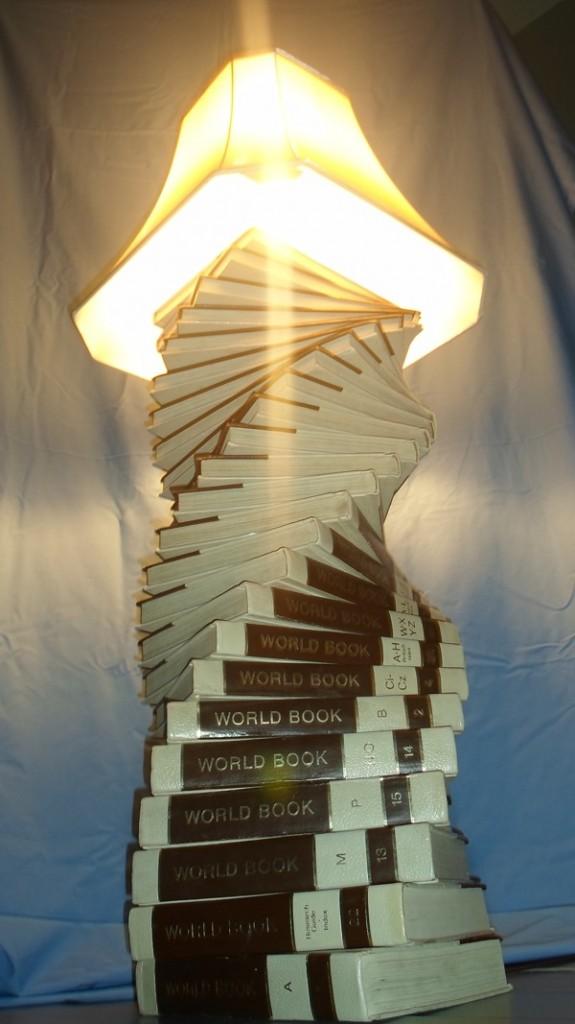 20 Creative DIY Lamp Ideas