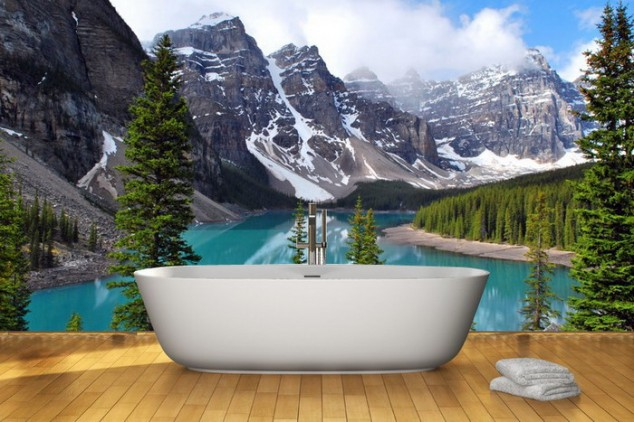 New Trend Nature Wall Mural Decoration