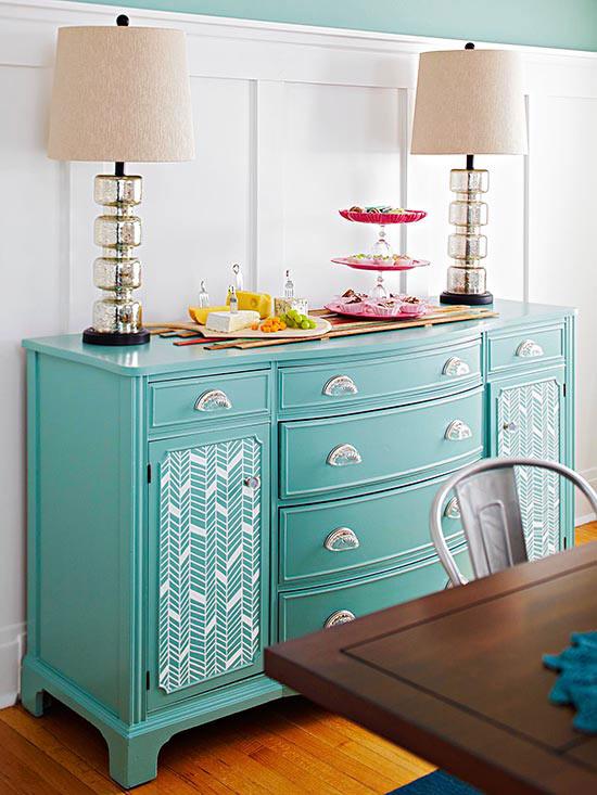 DIY Furniture Paint Decorations Ideas