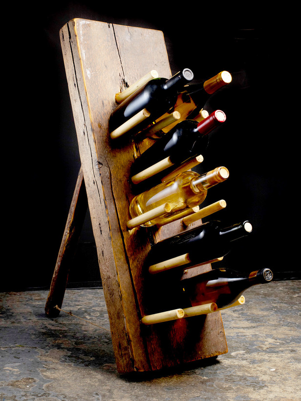 unique wine rack plans