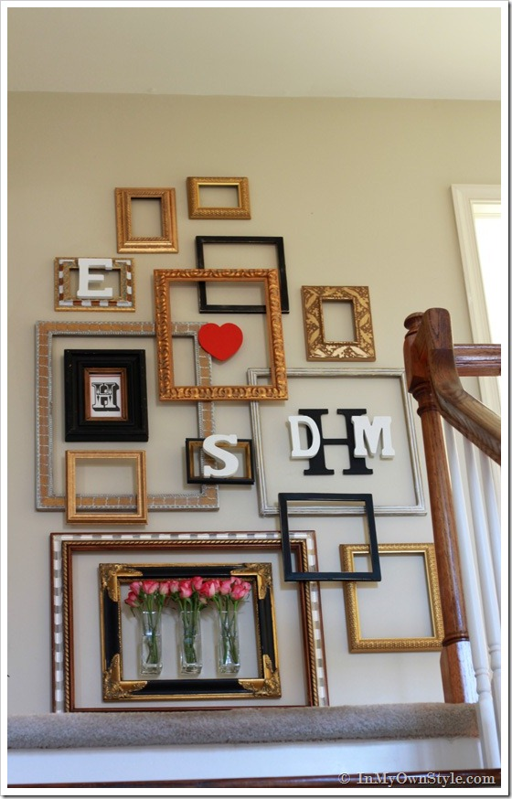 17 DIY Decorating Ideas With Frames