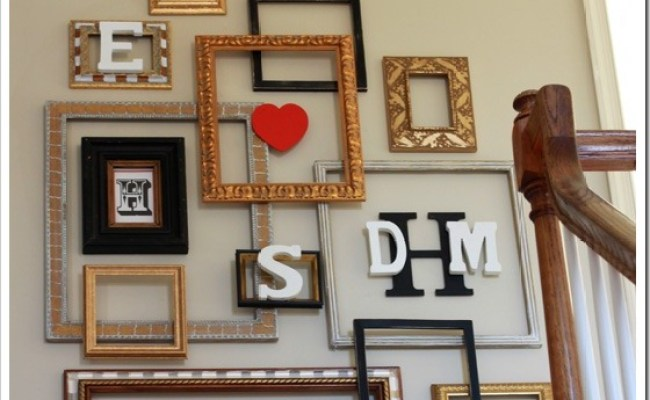 17 Diy Decorating Ideas With Frames