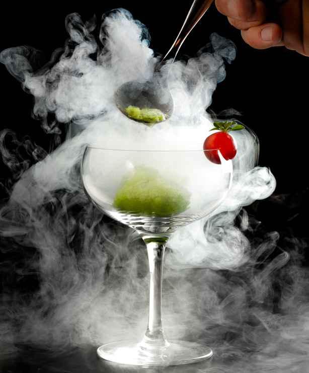 Cuisine Moleculaire Fumee
