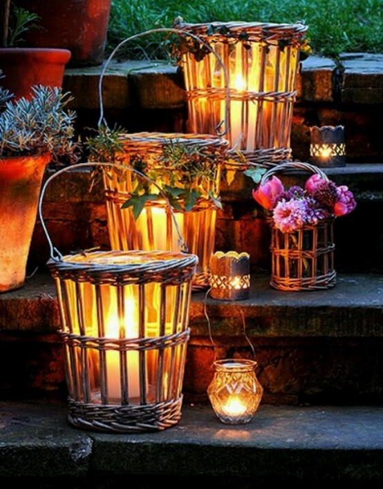 Autumn Garden Decor Ideas