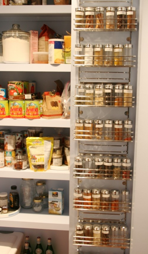 kitchen spice rack narrow countertops diy 20 clever spices organization ideas