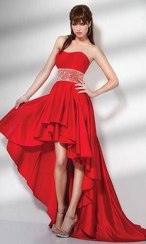 Glamorous Red Dresses