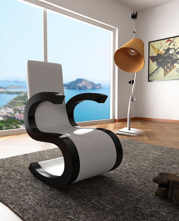 Unique Letters Furniture Design