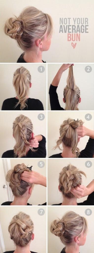 Wonderful Hairstyle Tutorials For Long Hair