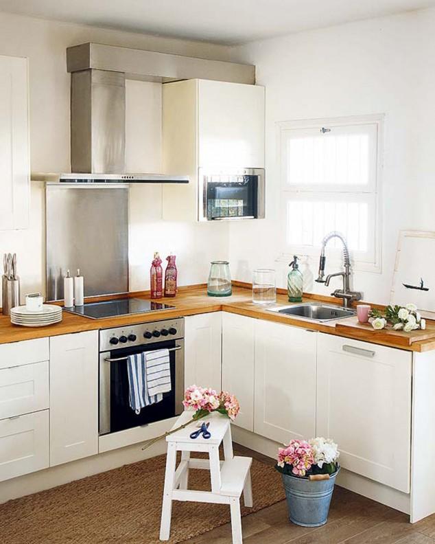 Good Ideas Small Kitchens