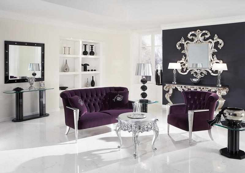 Salon Moderne Baroque