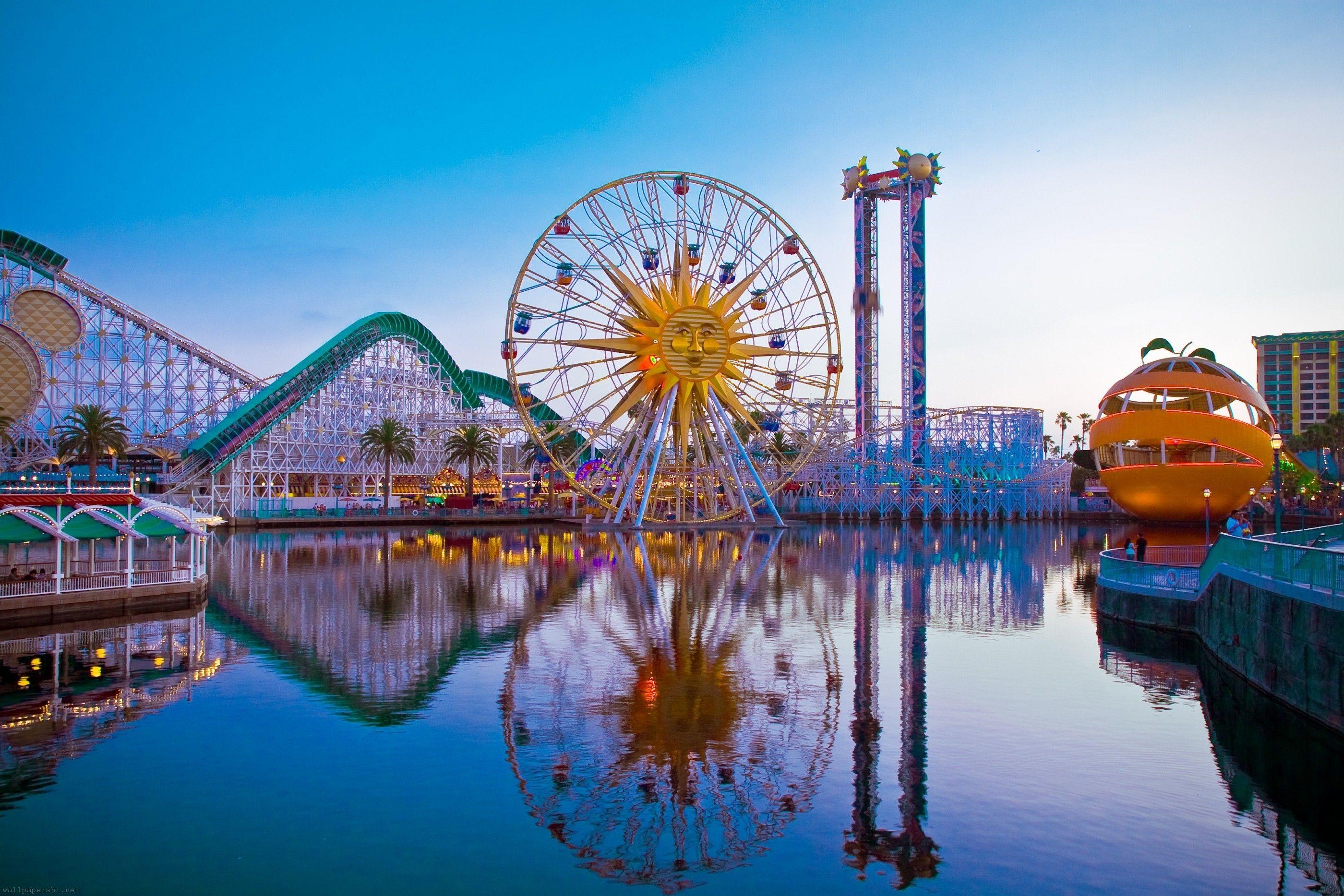 Worlds Best Amusement Parks