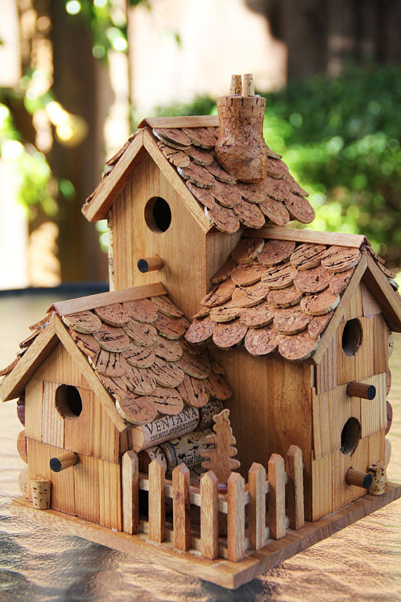 Gorgeous And Unique Birdhouse Designs