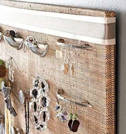 DIY Burlap Home Decorations