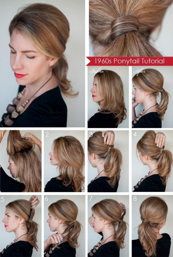 Cute Step By Step Hairstyles