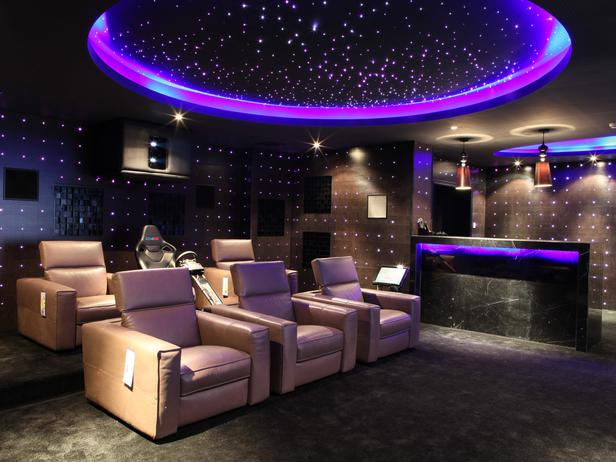 Mind Blowing Home Theaters For Your Dream Homes