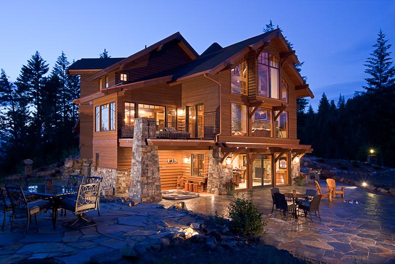 18 Mountain Dream Home Designs