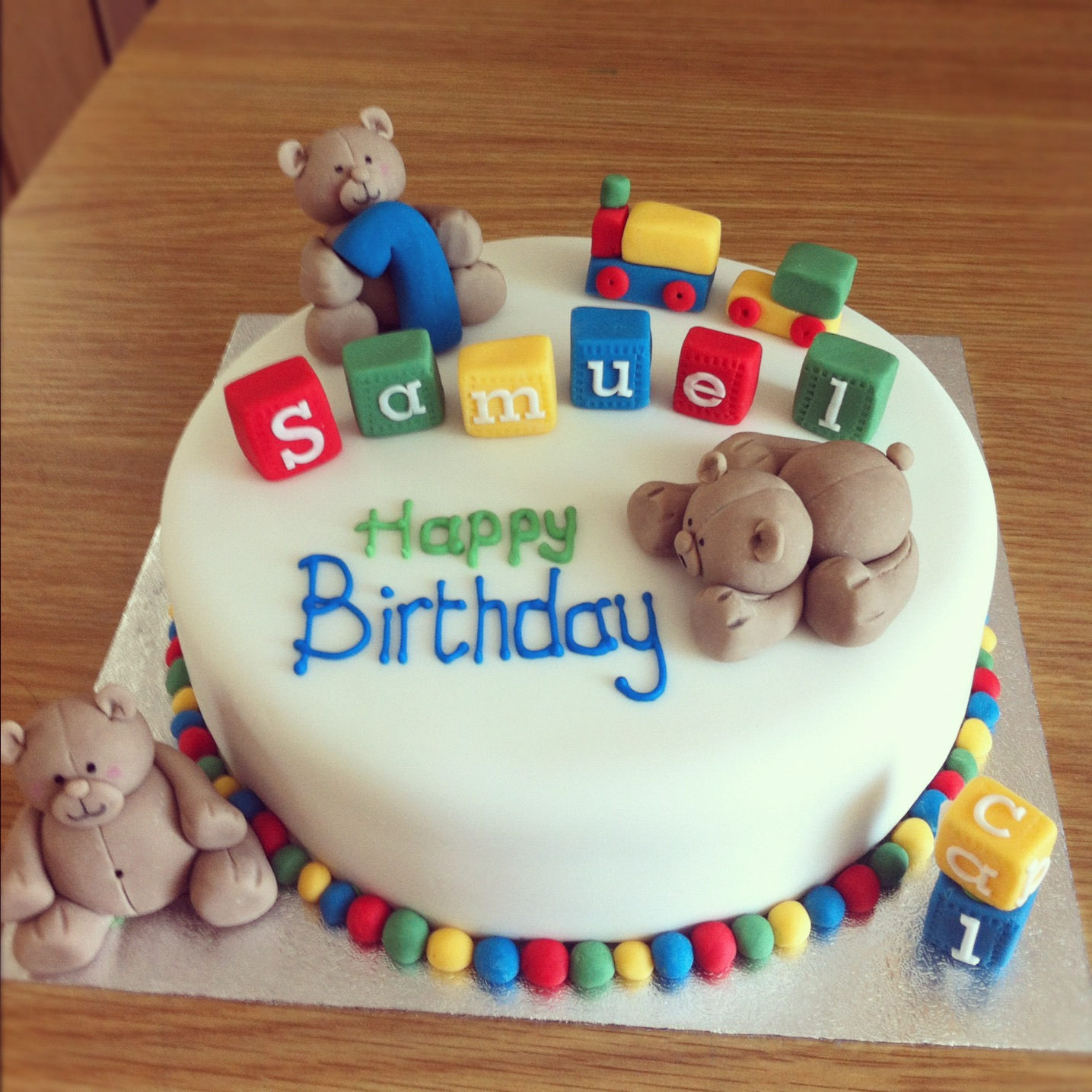 Posts With 1st Birthday Cake Tag