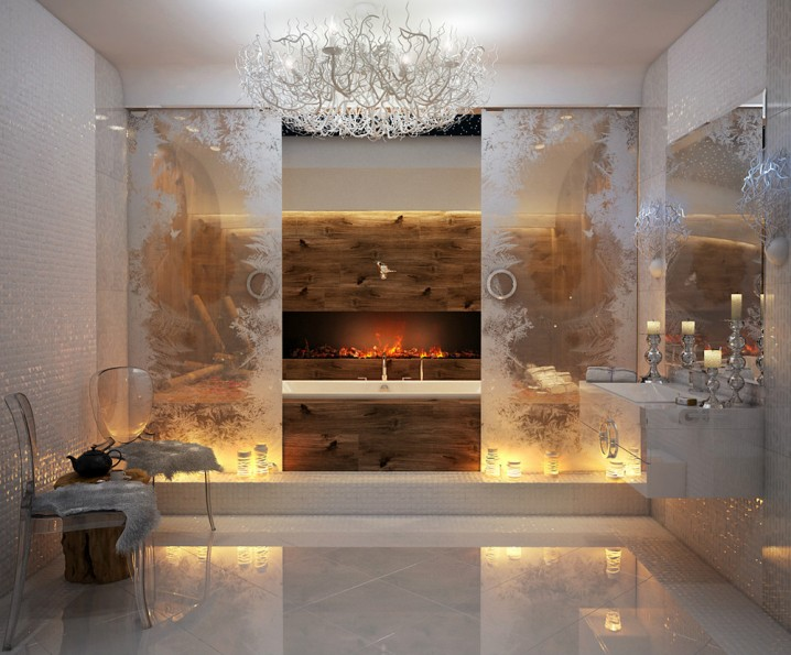 12 Unique And Awesome Designs For Your Dream Bathrooms