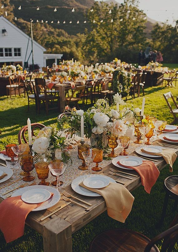 Fall Wedding Shower Themes