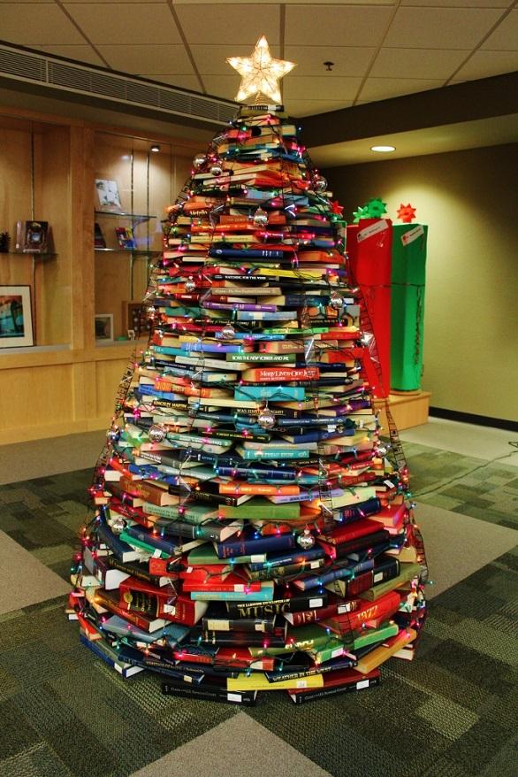 Creative And Unusual Christmas Trees