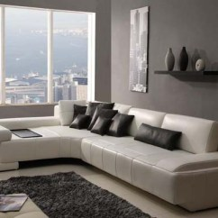 Contemporary Sofa Designs For Living Room Sectional Atlanta Modern Rooms With Leather