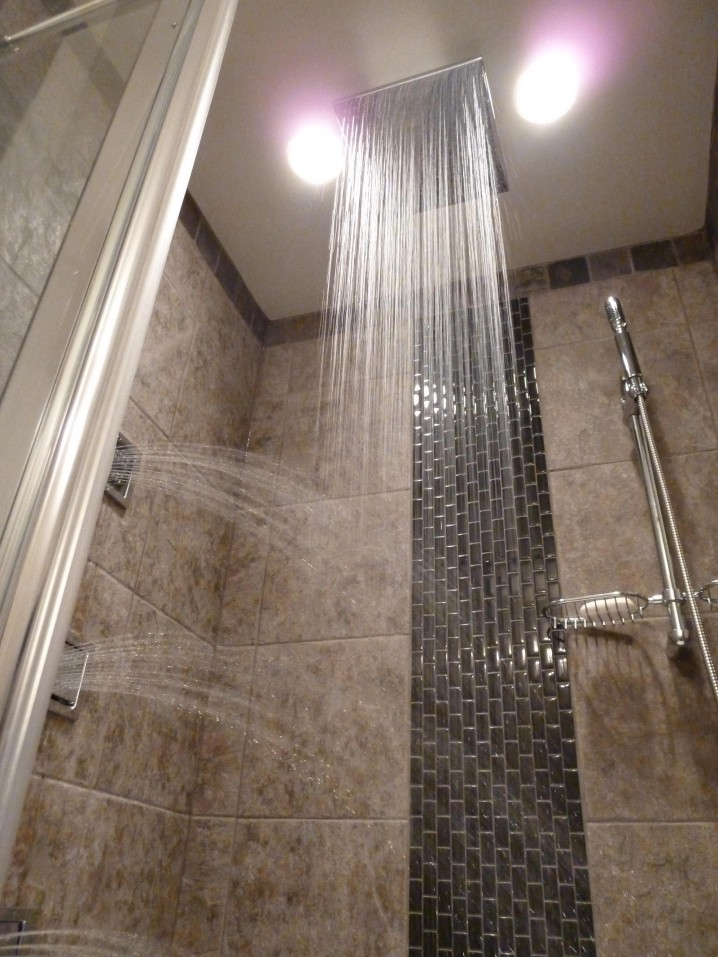 Awesome Rain Shower Designs