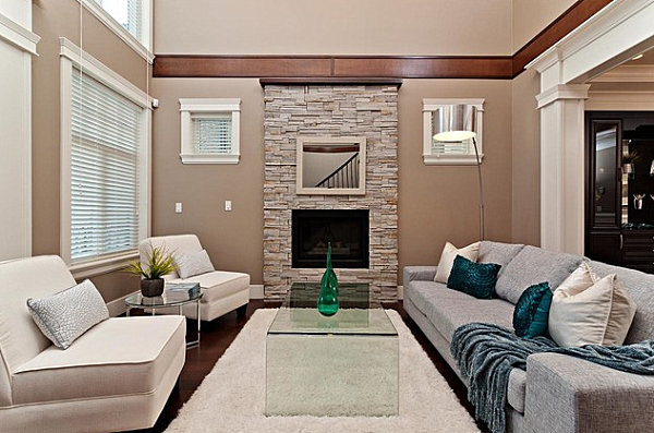 pictures of living rooms with stone fireplaces modern room designs in indian fireplace