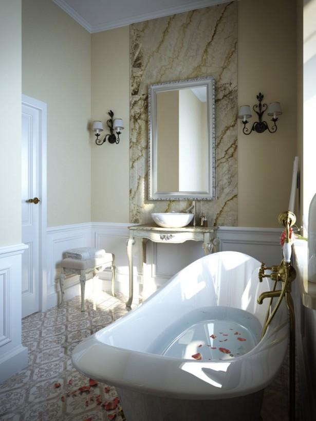 Small But Luxury Bathroom Designs
