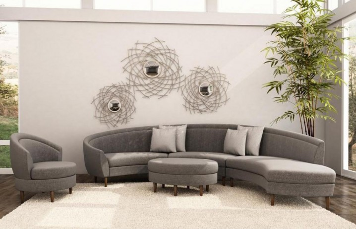 small living room sectional sofa billig sovesofa med chaiselong designs with curved sofas