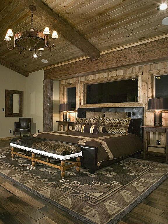 17 Cozy Rustic Bedroom Designs