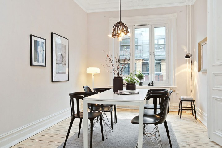 15 Beautiful Scandinavian Dining Rooms