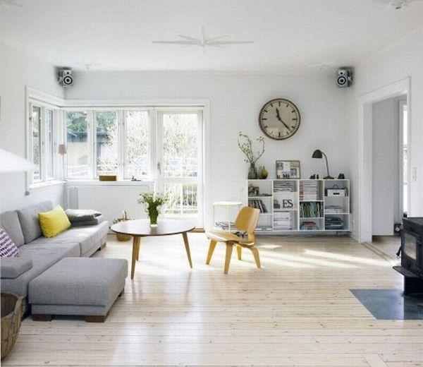 16 Scandinavian Living Room Designs