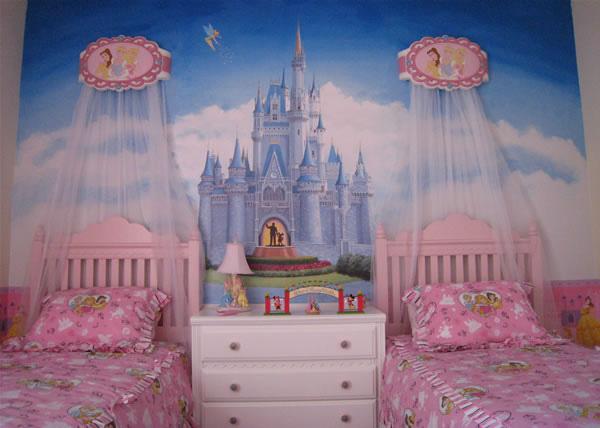 15 Lovely Princess Themed Bedroom Ideas