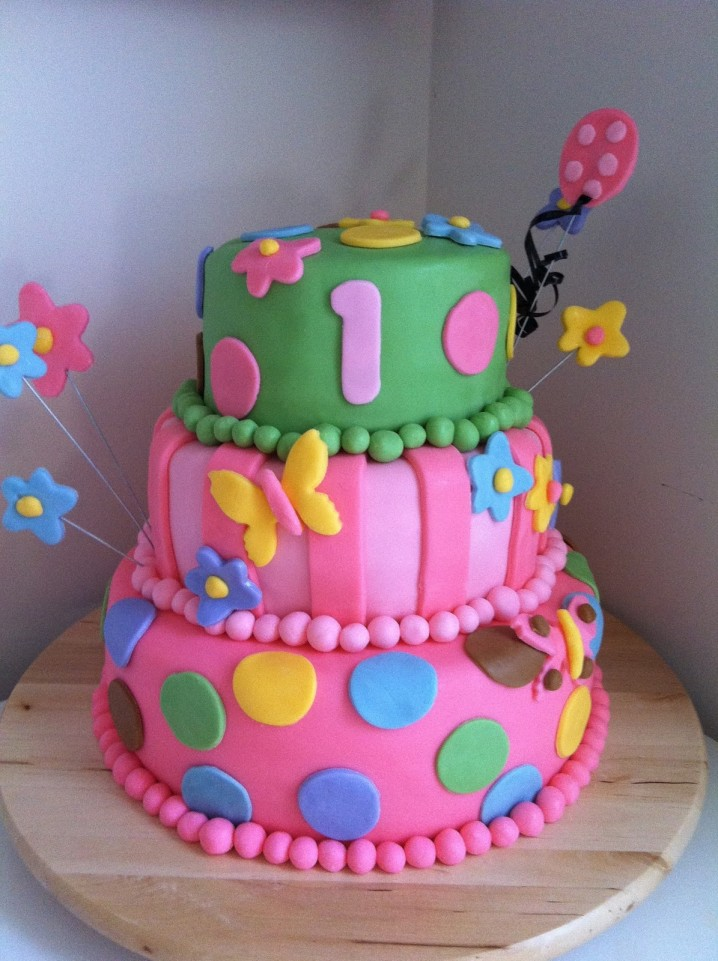 Best Cake Ideas Pics Photos Butterfly Birthday Cake For Girls 1st