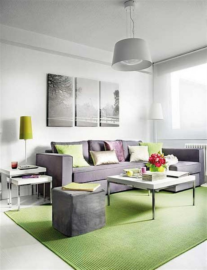 lime green living room decorations latest paint colours for rooms 2018 15 designs