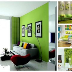 Lime Green Living Room Decorations Office Ideas 15 Designs