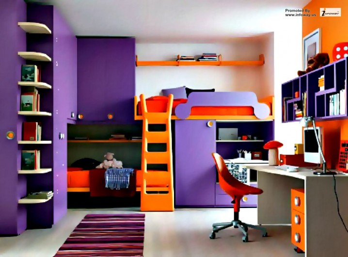 15 Space Saving Bed Designs For Your Kids Bedroom