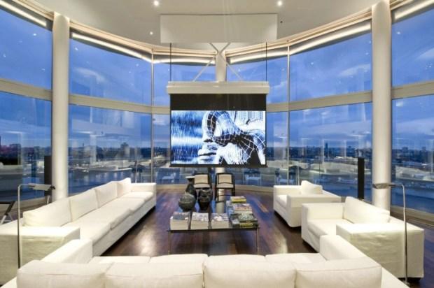 Modernos y lujosos apartamentos áticos Eso le dejará sin palabras