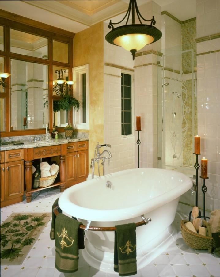 21 Creative Bathroom Towel Storage Ideas