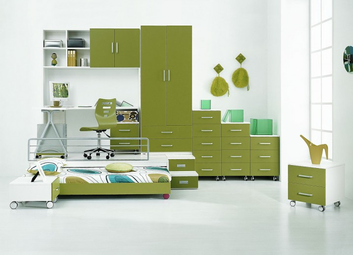 15 Modern Minimalist Kids Bedroom Designs