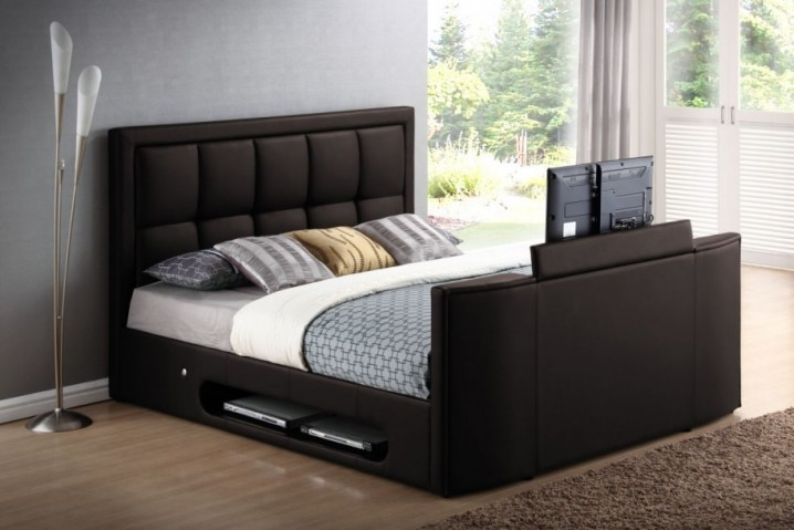 Modern Space Saving Beds With Storage Designs