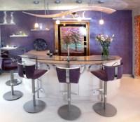 16 Impressive Curved Kitchen Island Designs