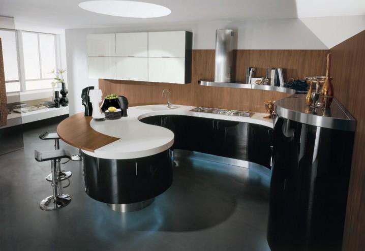 15 Modern Italian Kitchen Designs